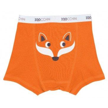 Boxers garçon (x3) - orange