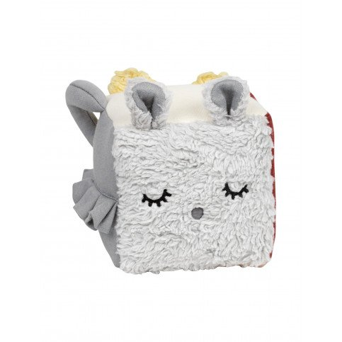 Cube d'éveil en tissu Fryd en Coton Biologique | www.marelleetcaramel.com
