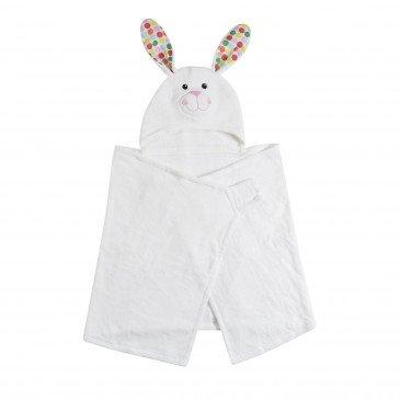 Serviette de bain enfant Bella le lapin | www.marelleetcaramel.com