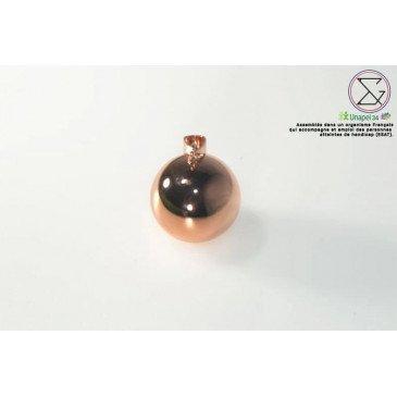Bille pour bola de grossesse - Or rose
