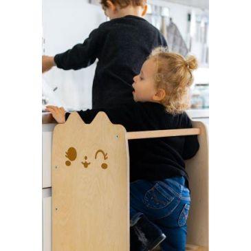 Tour d'observation Enfant Montessori