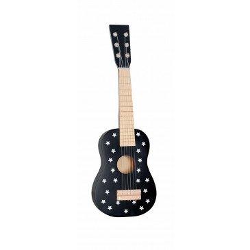 Guitare noire | www.marelleetcaramel.com