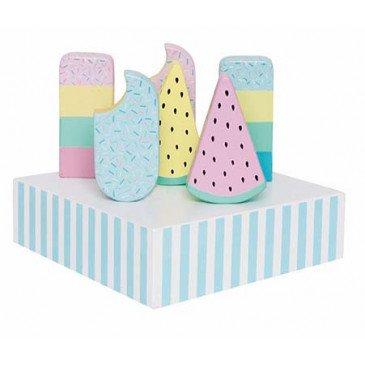 Boîte crèmes glacées | www.marelleetcaramel.com