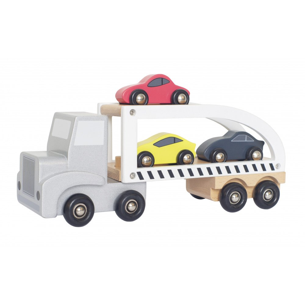 Camion remorque voitures | www.marelleetcaramel.com