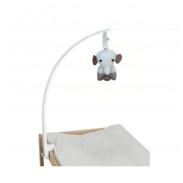 Fixation table à langer pour mobile blanc | www.marelleetcaramel.com